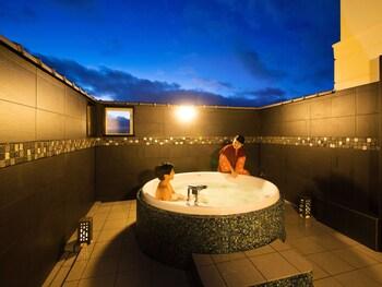 RYOKAN KANADE Outdoor Spa Tub