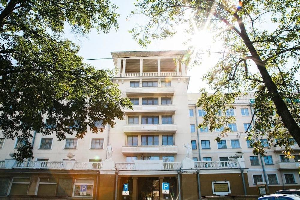 Гостиница Большой Урал, Екатеринбург