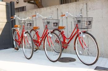 THE GRANDWEST ARASHIYAMA Bicycling