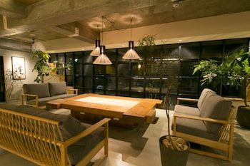 THE GRANDWEST ARASHIYAMA Lobby Lounge