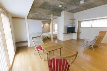THE GRANDWEST ARASHIYAMA Living Area