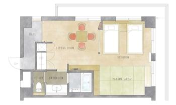 THE GRANDWEST ARASHIYAMA Floor plan