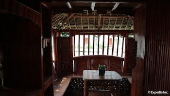 NIPA HUT VILLA BY AMCO EXTENSION Interior