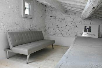 Apart Daire, 2 Yatak Odası (corso Italia, 108)