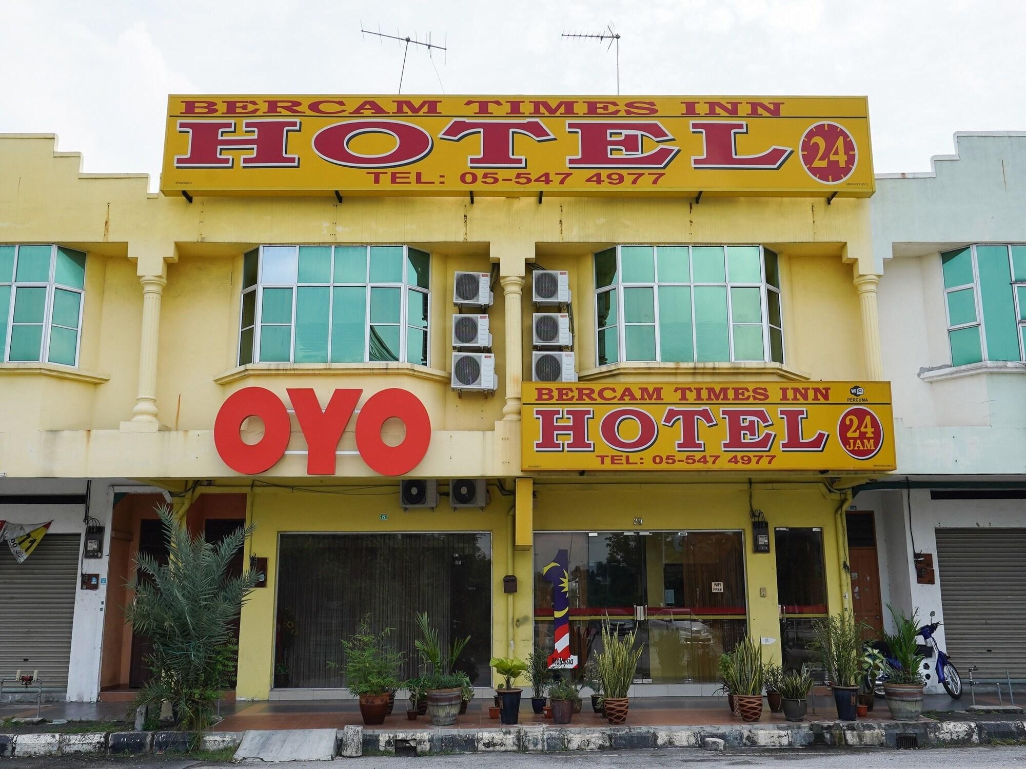 OYO 43967 Bercam Times Inn Hotel, Kinta