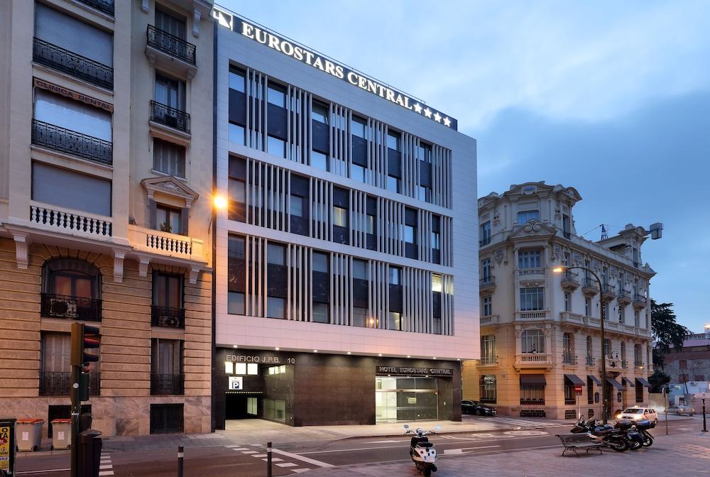 ホテル ユーロスターズ セントラル