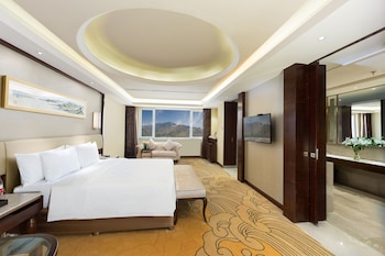 Executive Tek Büyük Yataklı Oda (with Mountain View)