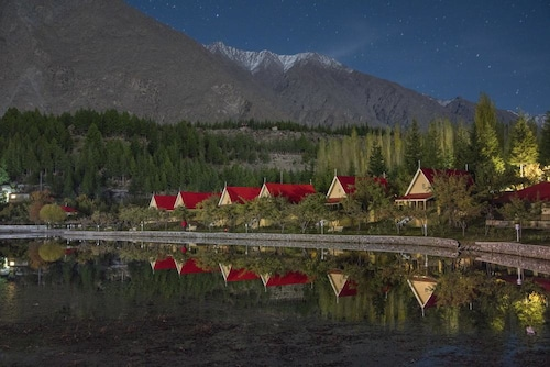 Shangrila Resort Hotel, Northern Areas