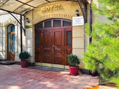 __{offers.Best_flights}__ Samarkand Travel Hotel