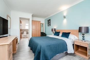 Standard Tek Büyük Yataklı Oda, Banyolu/duşlu (double Chalet)