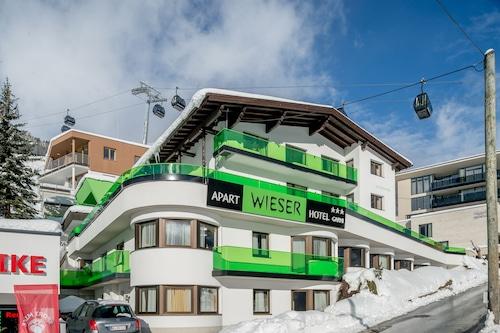 Apart Hotel Garni Wieser - Sölden, Imst
