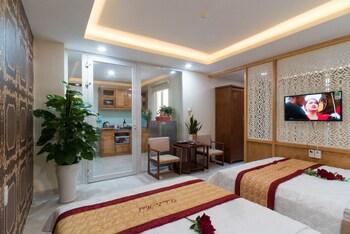 Luxury Üç Kişilik Oda, 1 Yatak Odası