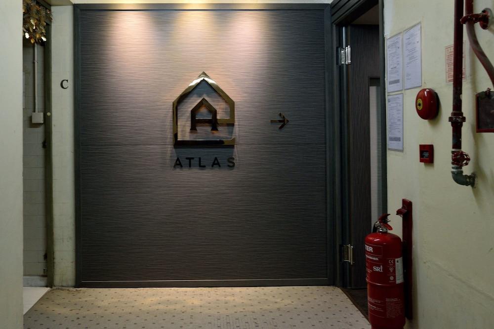アトラス ゲストハウス & バックパッカーズ