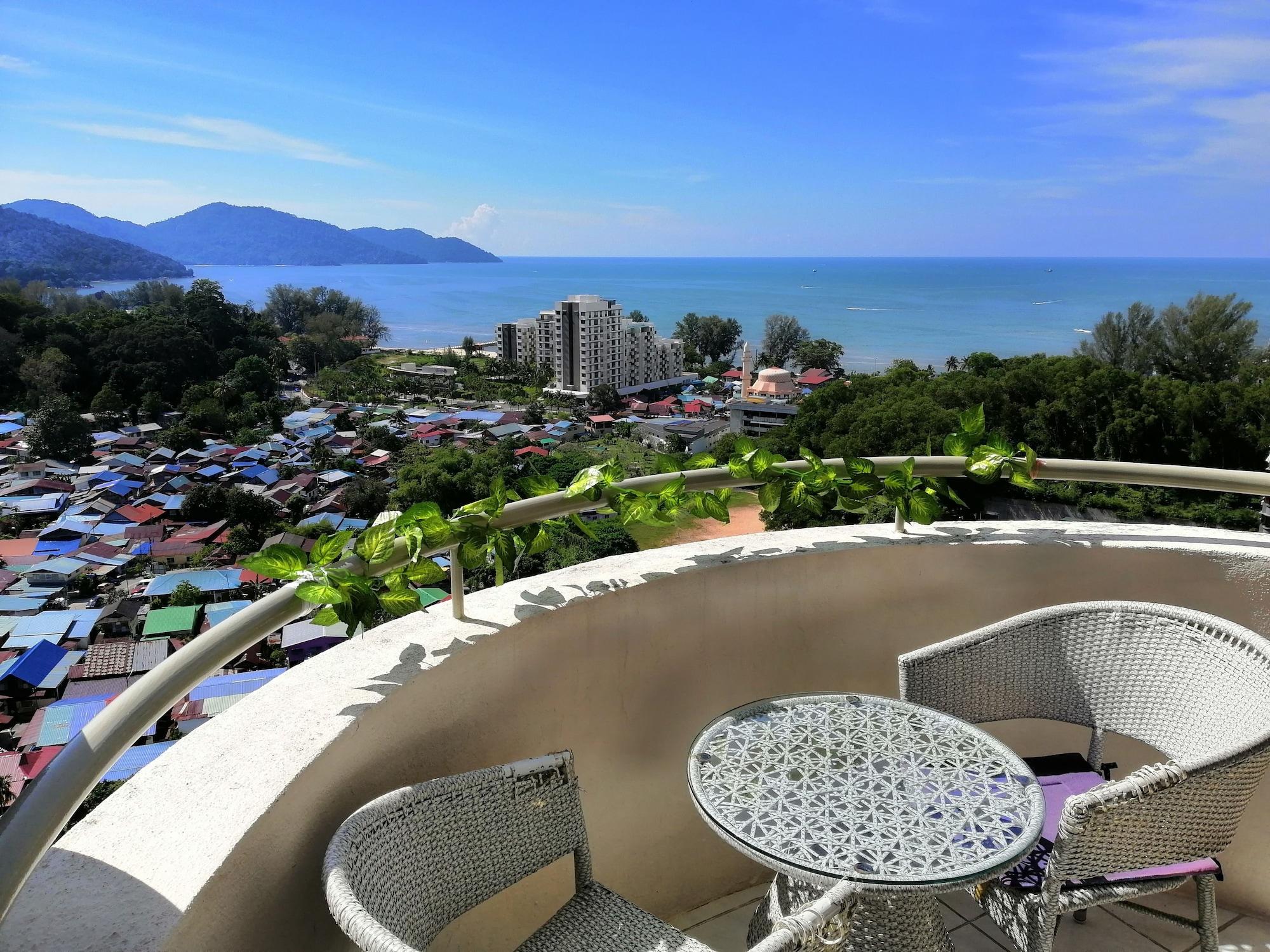 Eden Seaview Condominium I, Pulau Penang