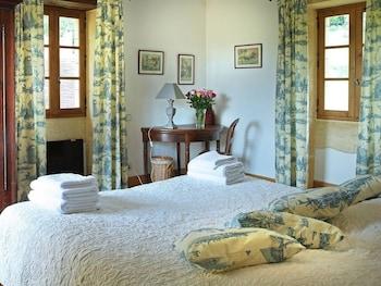 Deluxe Tek Büyük Veya İki Ayrı Yataklı Oda, Banyolu/duşlu, Bahçe Manzaralı