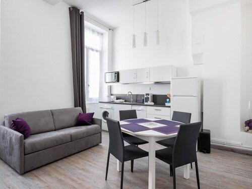 . L'améthyste - Appartement Cosy au Coeur de Lyon