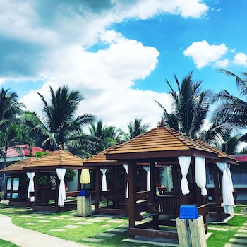 CML BEACH RESORT & WATER PARK Gazebo