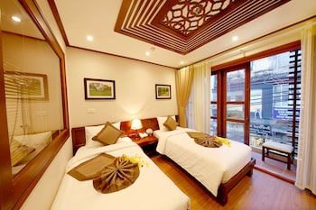 İki Ayrı Yataklı Oda, Balkon (historical)