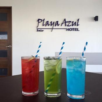PLAYA AZUL BALER Terrace/Patio