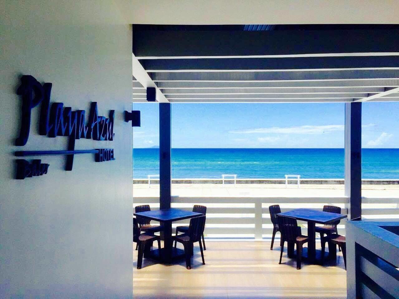 Playa Azul Baler, Baler