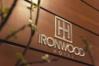 IRONWOOD HOTEL Interior Detail