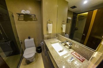 IRONWOOD HOTEL Bathroom