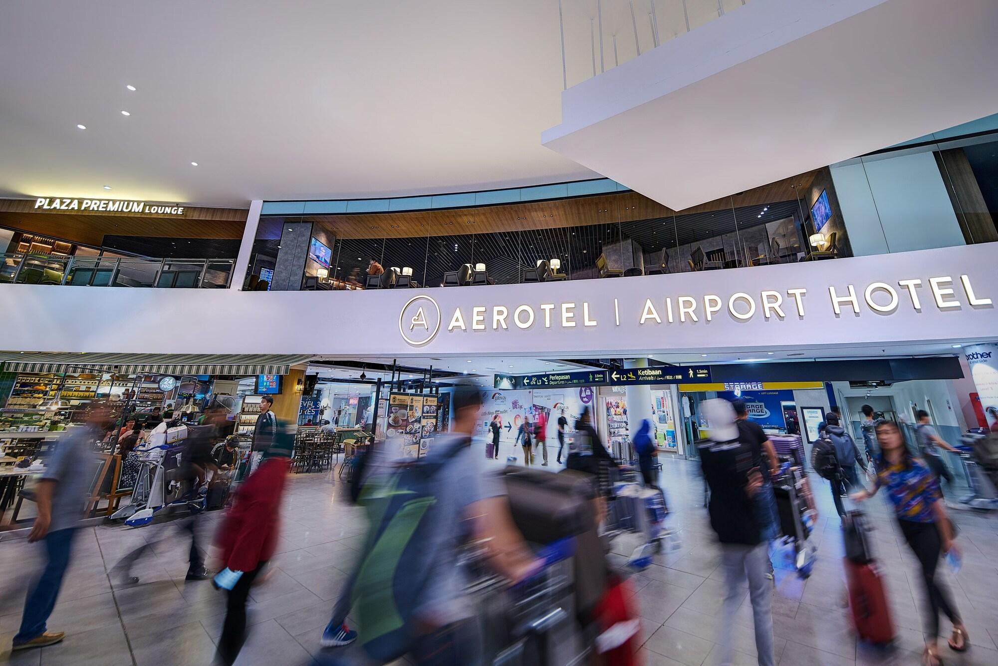 Aerotel Kuala Lumpur (Airport Hotel), gateway@klia2, Kuala Lumpur