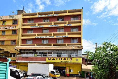Tickles Hotel, Nyeri Town