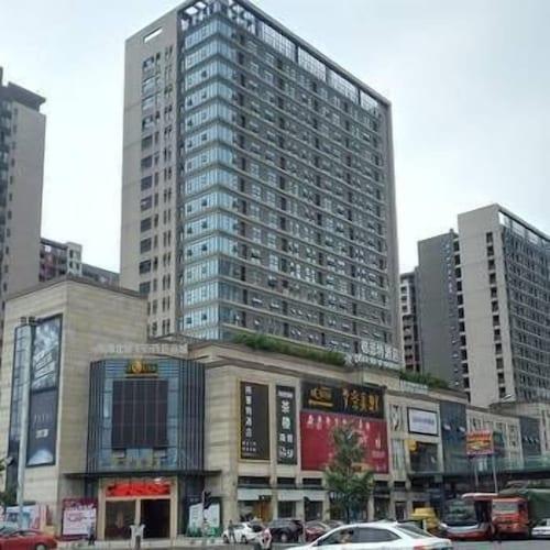 Grit Hotel, Chengdu