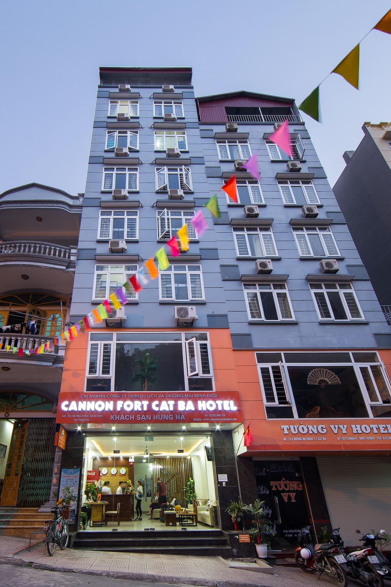 Cannon Fort Cat Ba Hotel, Cát Hải