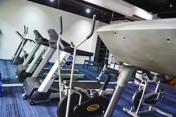 N602 OUTLOOK RIDGE RESIDENCES Fitness Facility