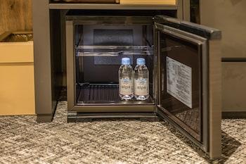 HOTEL MUSSE GINZA MEITETSU Mini-Refrigerator