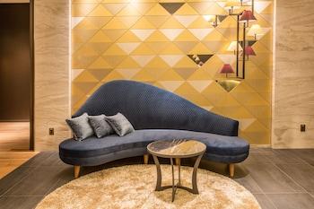 HOTEL MUSSE GINZA MEITETSU Lobby Lounge