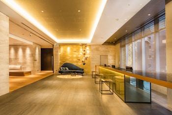 HOTEL MUSSE GINZA MEITETSU Lobby