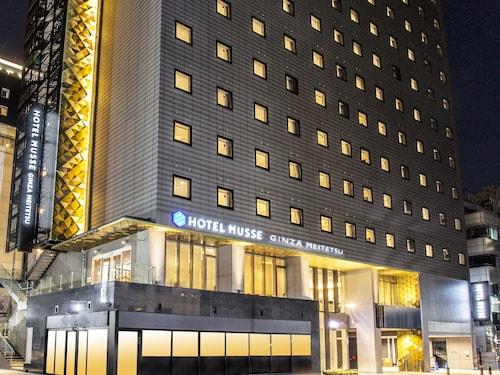 HOTEL MUSSE GINZA MEITETSU, Minato