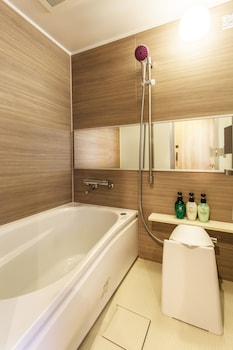 HOTEL MUSSE GINZA MEITETSU Bathroom