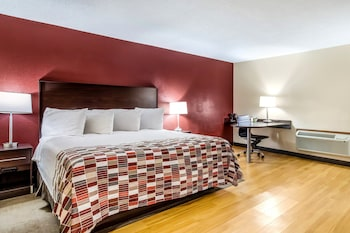 芝加哥 - 艾爾希皮紅屋頂飯店 Red Roof Inn Chicago - Alsip