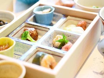 OKUNO HOSOMICHI Breakfast Area