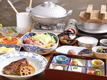 OKUNO HOSOMICHI Breakfast Meal
