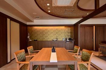 OKUNO HOSOMICHI Room