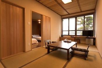 [別館] 和洋室, 露天風呂付|山荘 神和苑