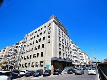 ジンジャン イン 哈爾濱 セントラル ストリート シンヤン ロード