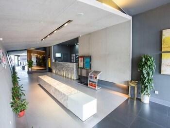 ジンジャン イン 惠州 チャオドン リバー ビュー ホテル (錦江之星酒店 惠州橋東江景店)