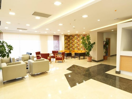 Inci Class Hotel, Merkez