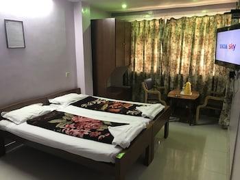 Standard Büyük Yataklı Tek Kişilik Oda, 2 Tek Kişilik Yatak