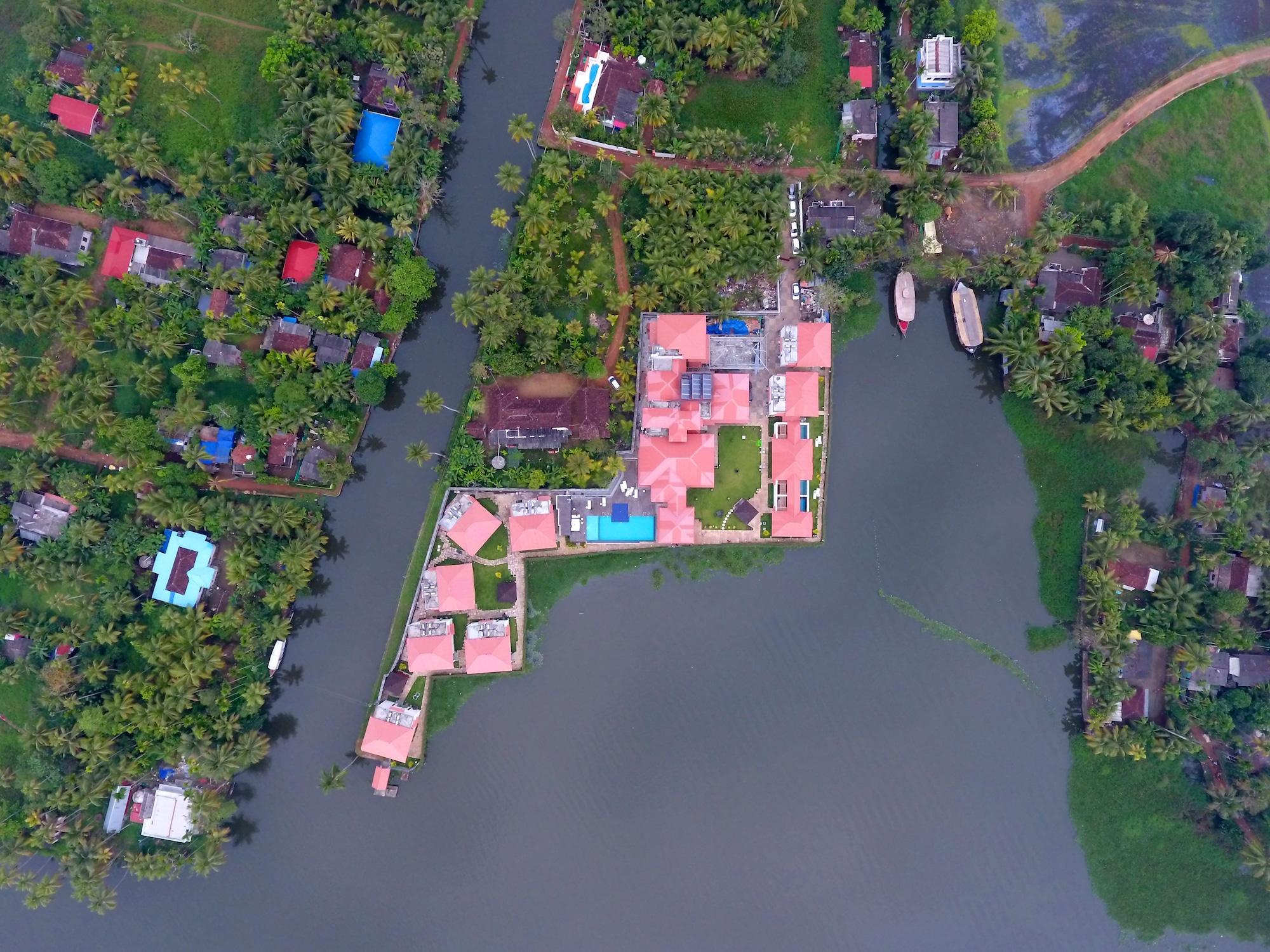 Paloma Backwater Resorts, Alappuzha