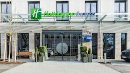 Holiday Inn Express Munich - City East, an IHG Hotel