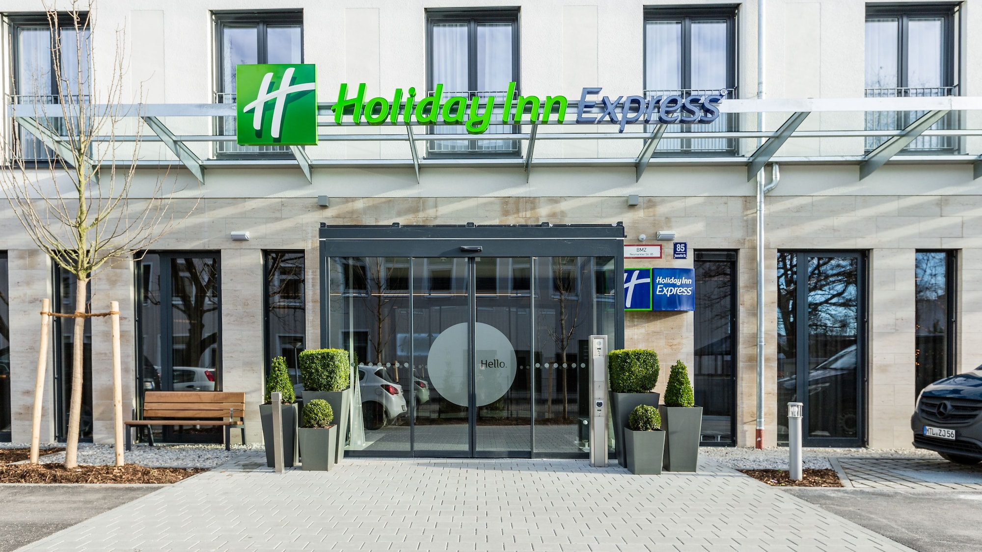Holiday Inn Express Munich - City East, München