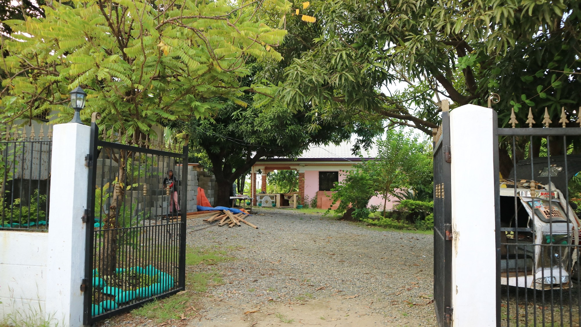 DH Transient  House, Alaminos City