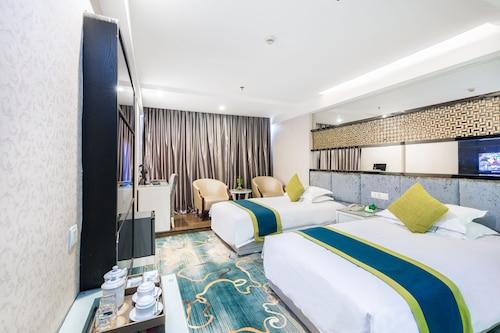 Lvgu Hotel Yiwu, Jinhua